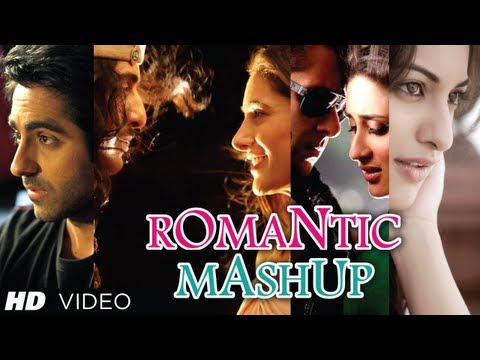 Romantic Mashup Full Video Song | Dj Chetas | Best Bollywood Mashups video