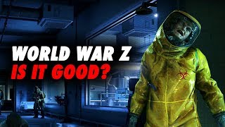 World War Z Review - Is It Good?