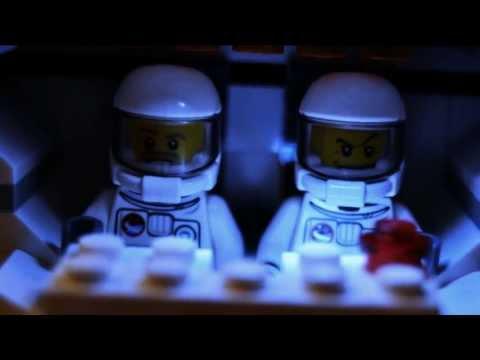 "Lego Brickfilm  ""Asteroid Strike, Comet Encounter"" LEGO Film Action HD"