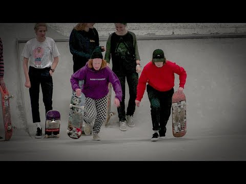 Girls Night Noord Skatepark
