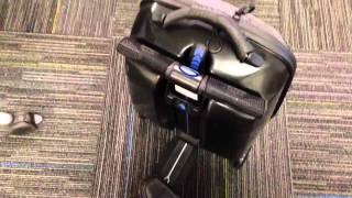 How to fold down Micro Luggage Scooter