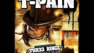 T-Pain - Silver And Gold [OFFICIAL SONG WITH LYRICS]
