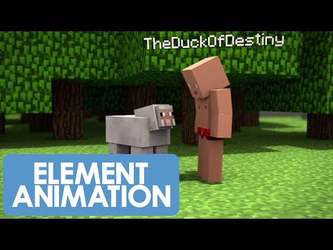 Super Awesome Update Minecraft Animation