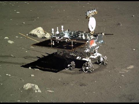 Русский космос   Первый советский луноход  Технологические соревнования сверхдержав