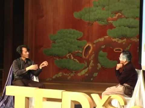 SEEDS Dialogue - Akira Hasegawa and Hiroshi Ishiguro - TEDxSeeds2009