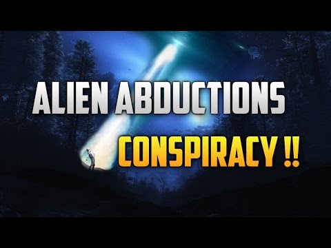 Alien Abduction Story !!