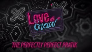 The Perfectly Perfect Pratik | Behind The Scenes | Love Ni Bhavai | Pratik Gandhi
