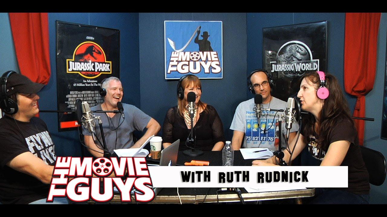 THE MOVIE SHOWCAST - B.D.'S WONG (w/Ruth Rudnick) - Jurassic...