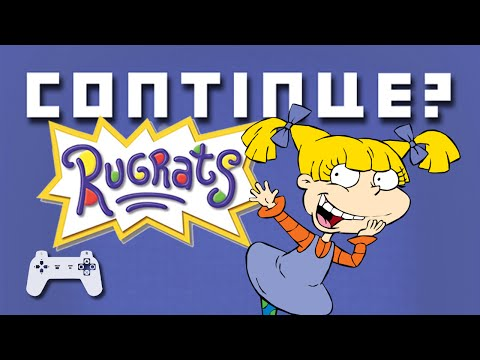 Rugrats Totally Angelica (PS1) - Continue?