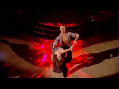"Darcey Bussell & Ian Waite perform an American Smooth to Adele's ""Set Fire to the Rain"" in the opening show of Strictly Come Dancing 2012 Vocals: Hayley Sand..."