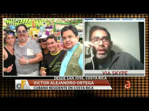 Más de 3,000 cubanos varados entre Costa Rica y Nicaragua
