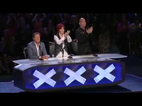 Incredible Trick on America's Got Talent Music Videos