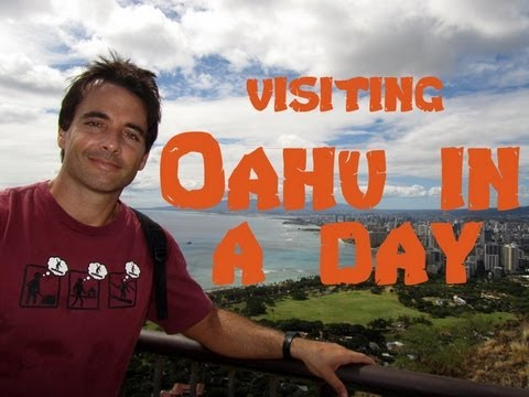 Visiting Oahu in a Day - Oahu Day Tour