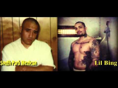 South Park Mexican & Lil Bing - The World Is Yours [2014]