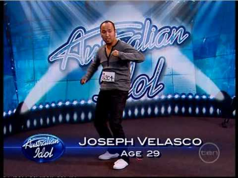 Australian idol - Funny! The William Hung Music Videos