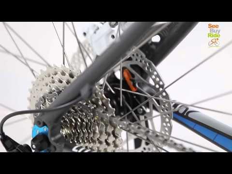 Cube LTD Pro 29 Mountainbike Grijs/Blauw