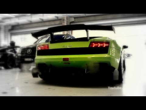 Lamborghini Gallardo LP560-4 Super Trofeo Sound! - 1080p HD