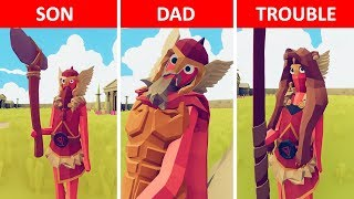 Odin goes to Hel to Save Thor - TABS Story - Totally Accurate Battle Simulator Mods