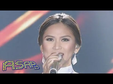Sarah Geronimo Sings 'kilometro' On Asap video