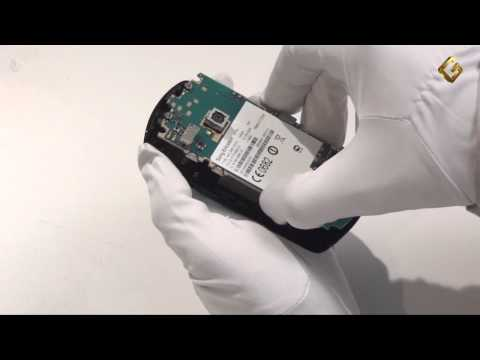 Sony Ericsson WT19i - как разобрать телефон и из чего он состоит