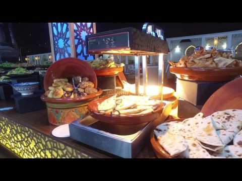 Ramadan at Bab Al Qasr, Abu Dhabi