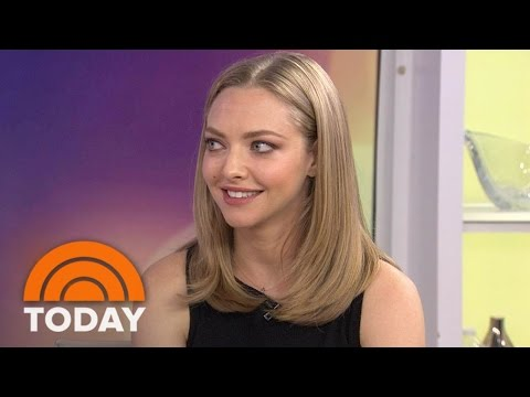 Amanda Seyfried On 'Fathers and Daughters,' Shirley MacLaine – And Al | TODAY