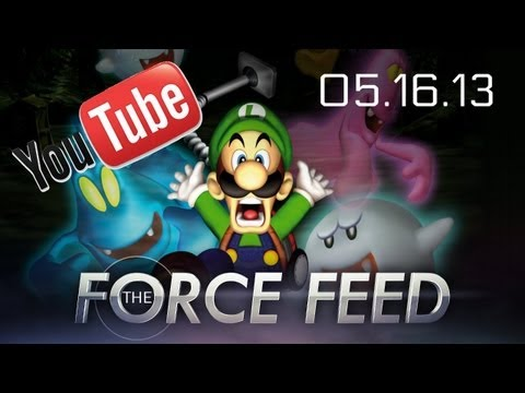 The Force Feed - Nintendo Hates YouTubers