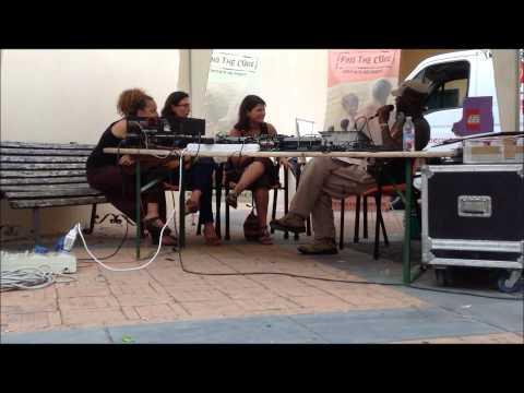Festafrica Radio – La nostra volontaria Alice ed i bimbi Korogocho