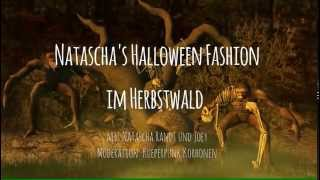 Natascha's Halloween Fashion im Herbstwald - 2015