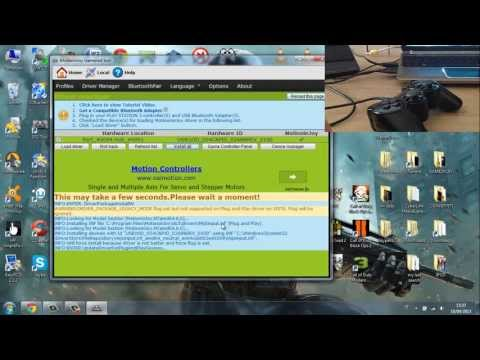 TUTORIAL - Come usare controller PS3 su PC con MotionJoy DS3 Tool - Gameplay Crysis 2