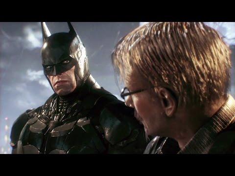 BATMAN ARKHAM KNIGHT Gameplay [FR]