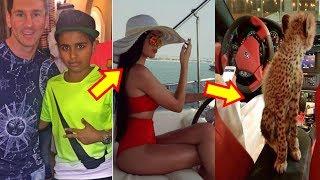 6 coisas que as CRIANÇAS RICAS de DUBAI fazem