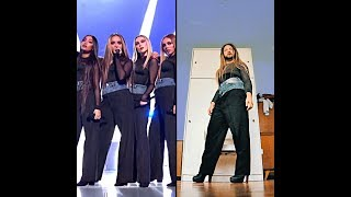 "Little Mix ft. Nicki Minaj - ""Woman Like Me"" (X-Factor) 💙 DANCE COVER by Karel"