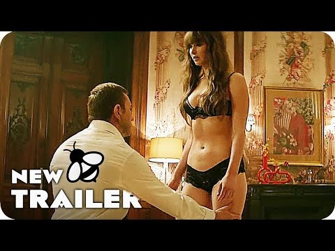 Red Sparrow First Clip & Trailer (2018) Jennifer Lawrence Movie