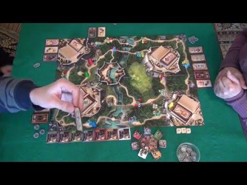 Valdora - играем в настольную игру