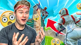 DEZE REDDINGSACTIE IS NIET NORMAAL!! - Fortnite Battle Royale (Nederlands)