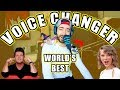 UNBOXING The WORLD S BEST VOICE CHANGER mp3