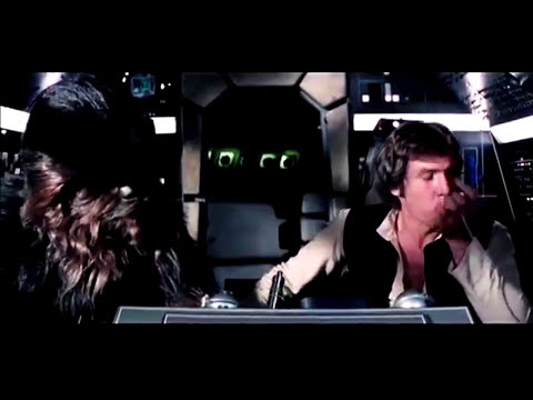 'Star Wars' Blooper Reel Uncovered