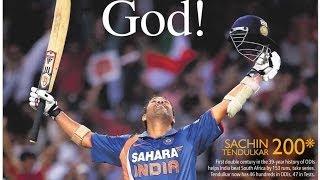Sachin Tendulkar Dream - A  Motivational | Inspirational Video