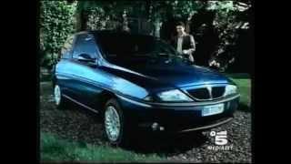 Spot Lancia Y Elefantino Blu (2000 - 30\