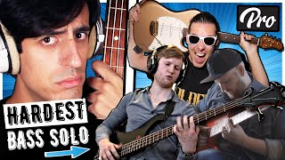 Davie504 Hardest Bass Solo EVER | PRO Cover (Guitar Hacks Used!)
