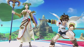 Super Smash Bros Wii U - All Character Endings