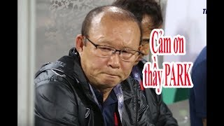 Giọt nước mắt của thầy Park ở VL U23 châu Á 2020 | Thể Thao 247