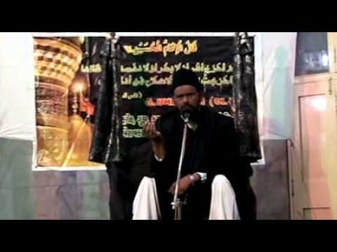 India Maulana Kamran Haider Majlis 2 Asra Muharram/Saffar 1433/2011