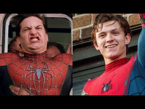Evolution of Web Swinging in Spider-Man Games (2000-2018)