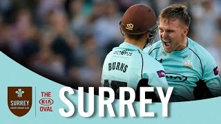 T20 Best Moment 2015 - Jason Roy's 100 v Somerset