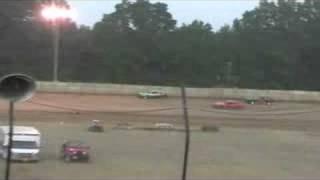 Moler Heat Race #2   7-18-08