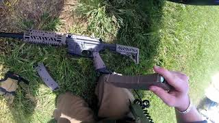 Tippmann TMC Magfed Paintball Gameplay #4 @ Paintball Country