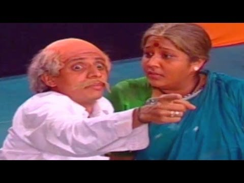 Yada Kadachit, Comedy Marathi Natak, Scene Part 2 - 9 11 video
