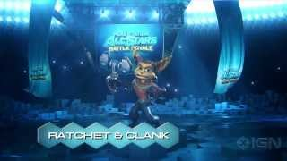 PlayStation All-Stars - Ratchet & Clank Trailer